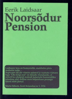 Noorsõdur Pension